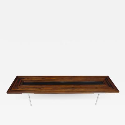 Santos Rosewood Coffee Table