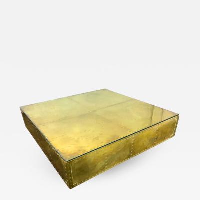 Sarreid Ltd Sarreid Brass Coffee Table