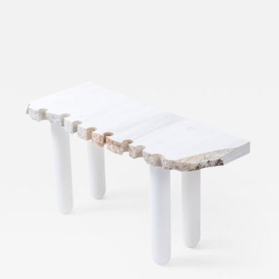 Savvas Laz Marbled Bench Neo ancient Savvas Laz