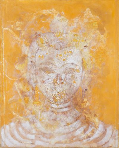 Sax Berlin Saffron Buddha
