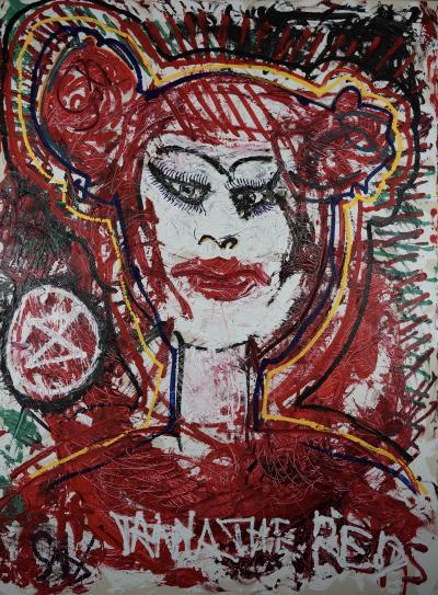 Sax Berlin Tanya The Red Red Rebel Brigade