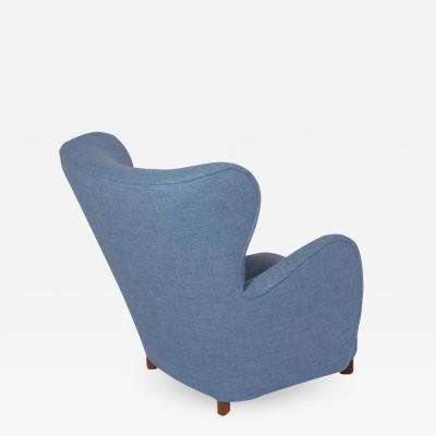 Scandinavian 1930s Easy Chair