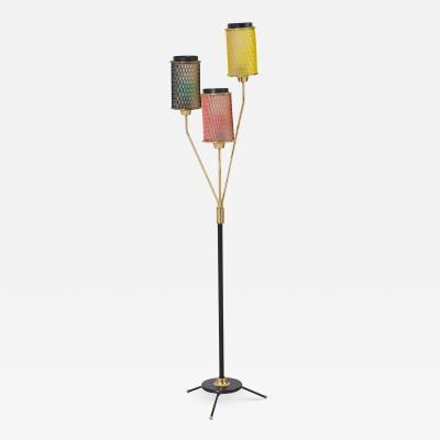 Scandinavian Mid Century Floor Lamp