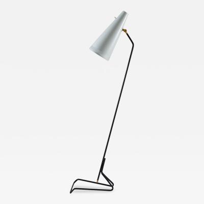 Scandinavian Midcentury Floor Lamp 1950s