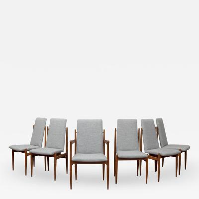 Scandinavian Modern Dining Chairs