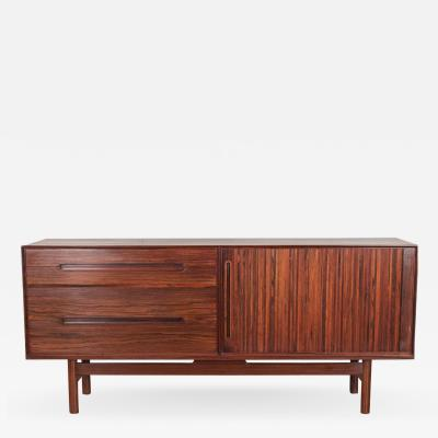 Scandinavian Rosewood Sideboard