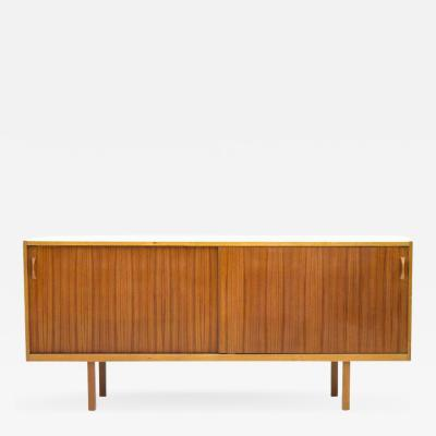 Scandinavian Teak Wood Sideboard 1960s