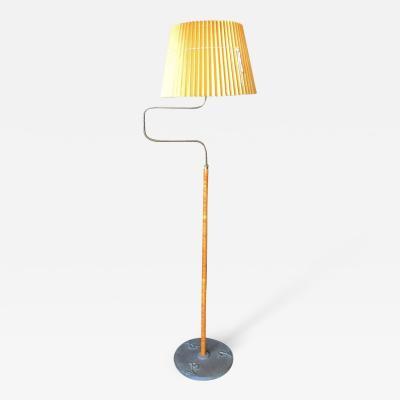 Scandinavian floor lamp circa 1930s