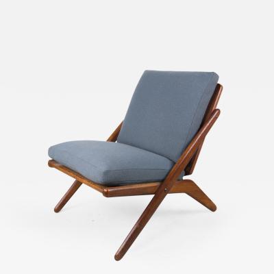 Scissor Lounge Chair by Kosuga