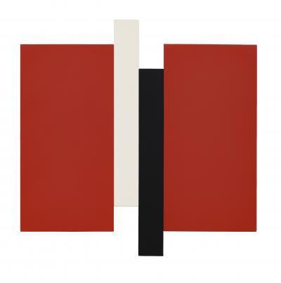 Scot Heywood Arupa Red Black Canvas