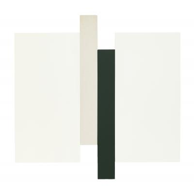 Scot Heywood Arupa White Green Canvas