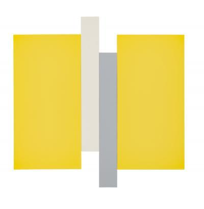 Scot Heywood Arupa Yellow Grey Canvas