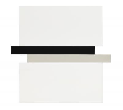 Scot Heywood Compression White Black Canvas