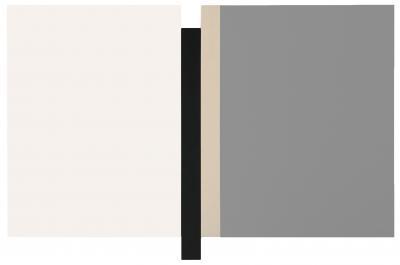 Scot Heywood Sunyata White Black Canvas Grey