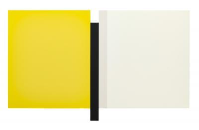 Scot Heywood Sunyata Yellow Black Canvas White
