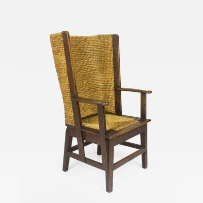 Scottish Orkney Chair 1940