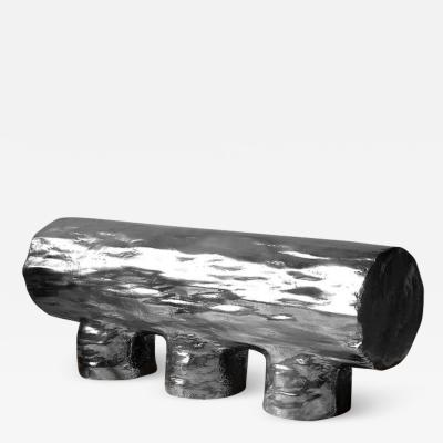 Sculptural Bench by Dongwook Choi