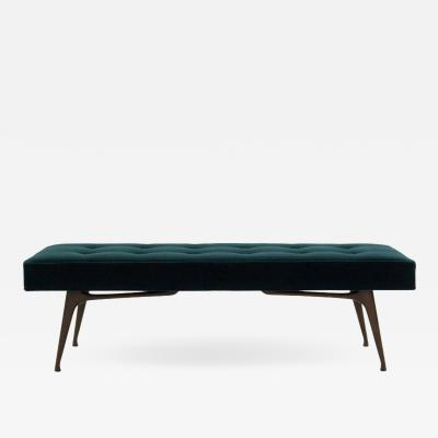 Sculptural Bench in the Style of Ico Parisi 1950s