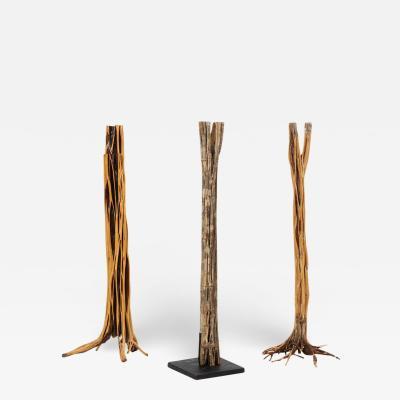 Sculptural Standing Trees