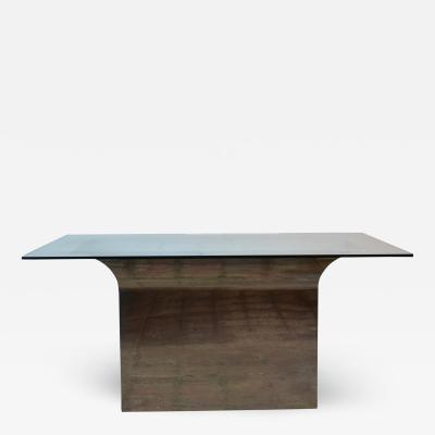 Sculpture Dining Table by J Robert Scott