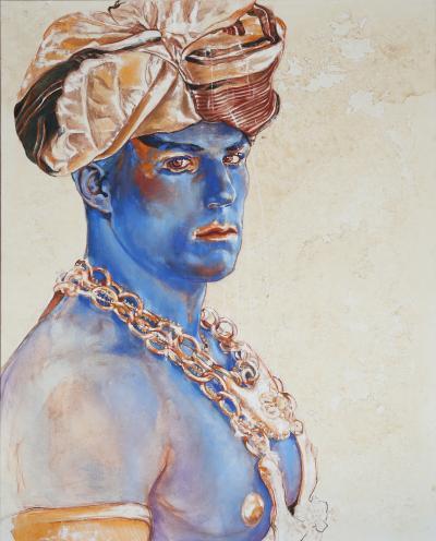 Sean Rush Blue Istanbul