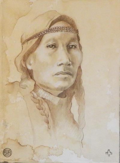 Sean Rush Native American Series II
