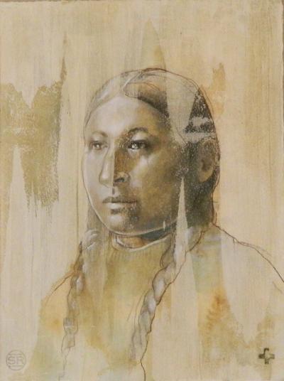 Sean Rush Native American Series III