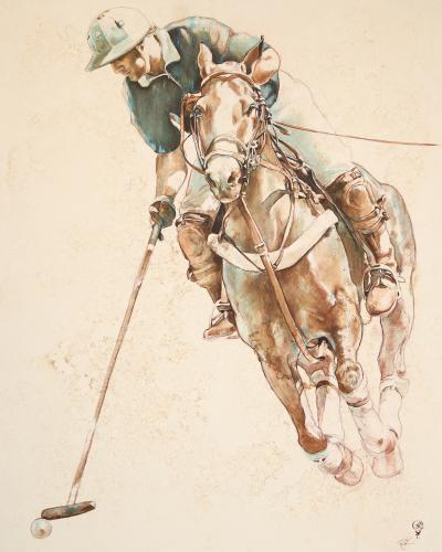 Sean Rush Polo Player