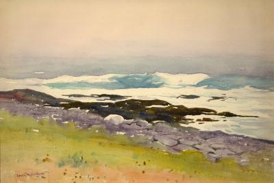Sears Gallagher Quiet Morning Lobster Cove