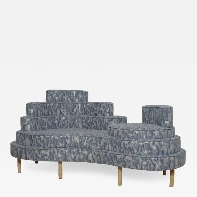 Sebastian Menschhorn BATIKI Fortuny chaise longue