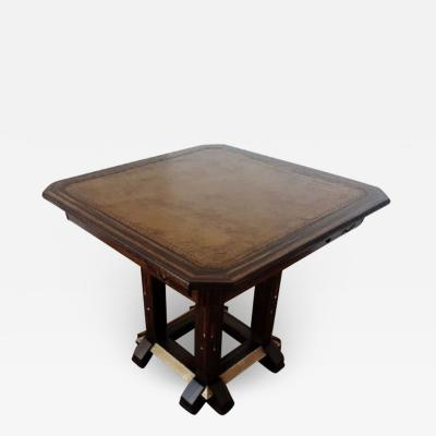 Secessionists design Games table