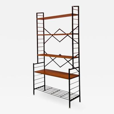 Self supporting String bookcase 1960s