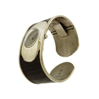 Serge Manzon Longines Watch Bracelet by Serge Manzon