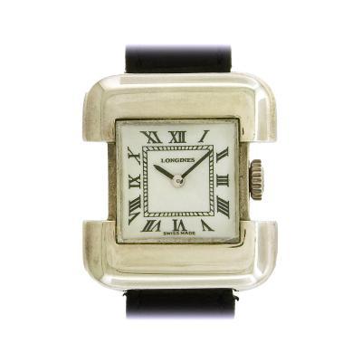 Serge Manzon Serge Manzon Split Bezel Wristwatch