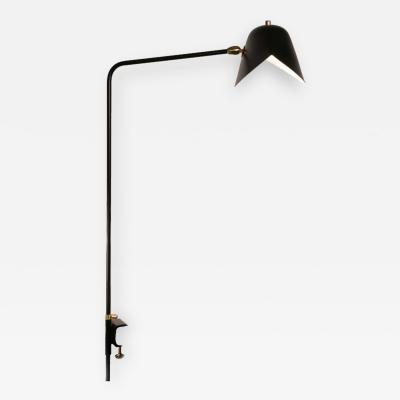 Serge Mouille Serge Mouille Black or White Agrafee Desk Lamp