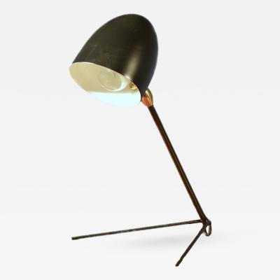 Serge Mouille Serge Mouille Black or White Cocotte Desk Lamp