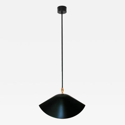 Serge Mouille Serge Mouille Black or White Library Ceiling Lamp