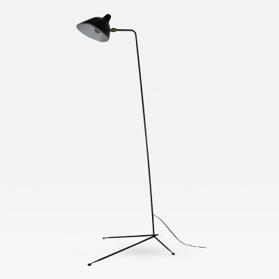 Serge Mouille Serge Mouille Black or White Standing Lamp