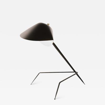 Serge Mouille Serge Mouille Lampe Tripode Table Lamp