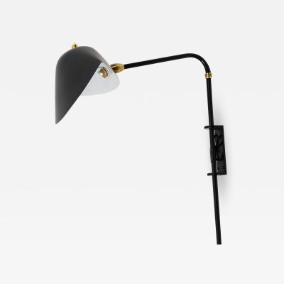 Serge Mouille Serge Mouille Single Antony Wall Sconce