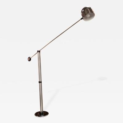 Sergio Asti Italian 70s Giant Floor Lamp by Sergio Asti