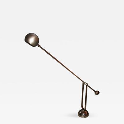 Sergio Asti Italian Floor Lamp 1970 by Sergio Asti