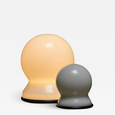 Sergio Asti Pair of Scafandro Table Lamps by Sergio Asti for Candle
