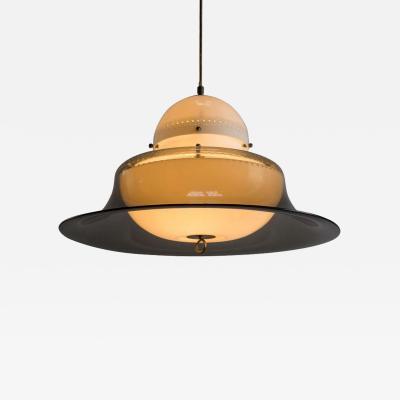 Sergio Asti Rare KD14 pendant lamp by Sergio Asti for Kartell