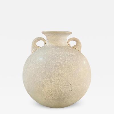 Sergio Asti White amphora by Sergio Asti 1960s