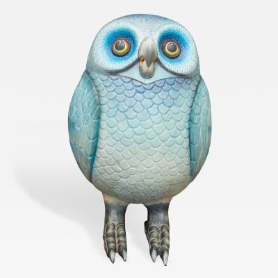 Sergio Bustamante Sergio Bustamante Ceramic Owl