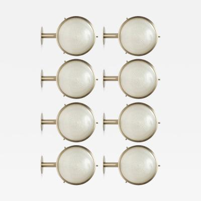 Sergio Mazza 1960s Sergio Mazza Gamma Sconces for Artemide