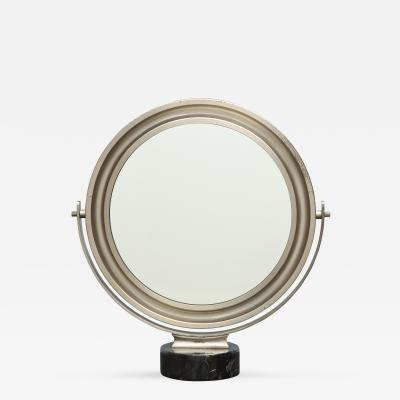 Sergio Mazza Circular Table Mirror by Sergio Mazza