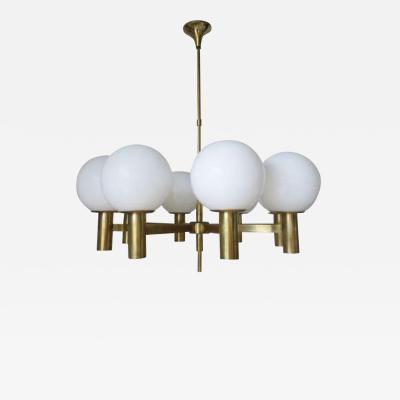 Sergio Mazza Globes Chandelier by Sergio Mazza