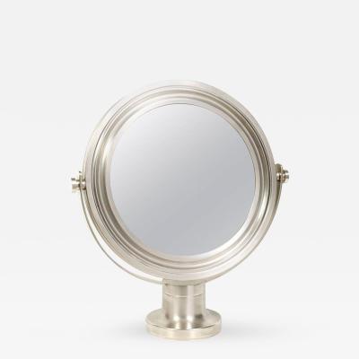 Sergio Mazza Mid Century Italian Tabletop Mirror by Sergio Mazza